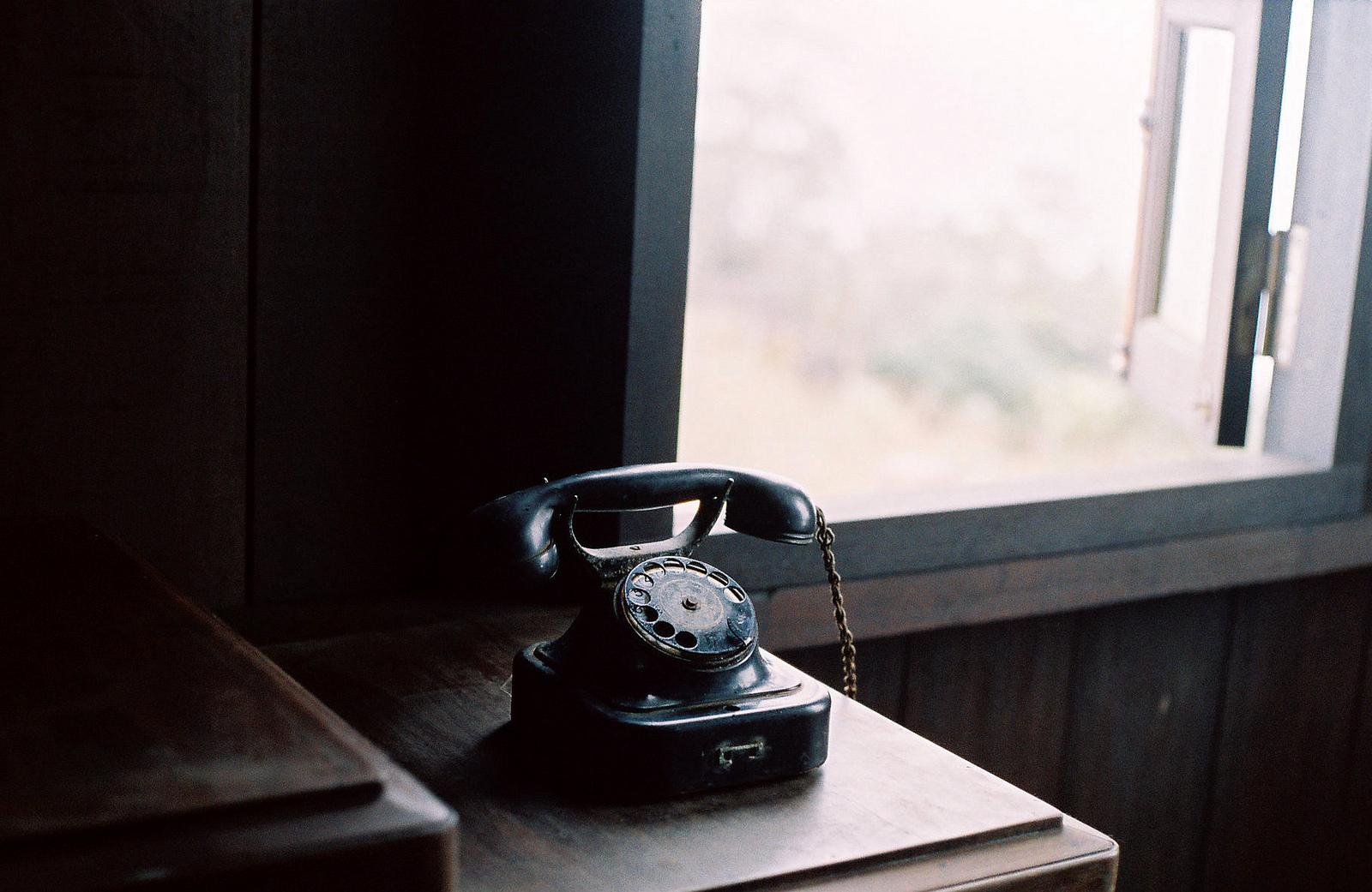 Dr. Alexandre Yersin's telephone - Khánh Hmoong