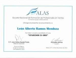 """2014 Curso """"Vendedor es Oro"""""""