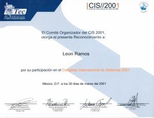 2001 CIS