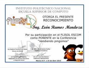 """2010 ESCOM """"Vendiendo pingüinos"""""""